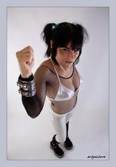 Wehe wenn eine Powerfrau mal böse wird...