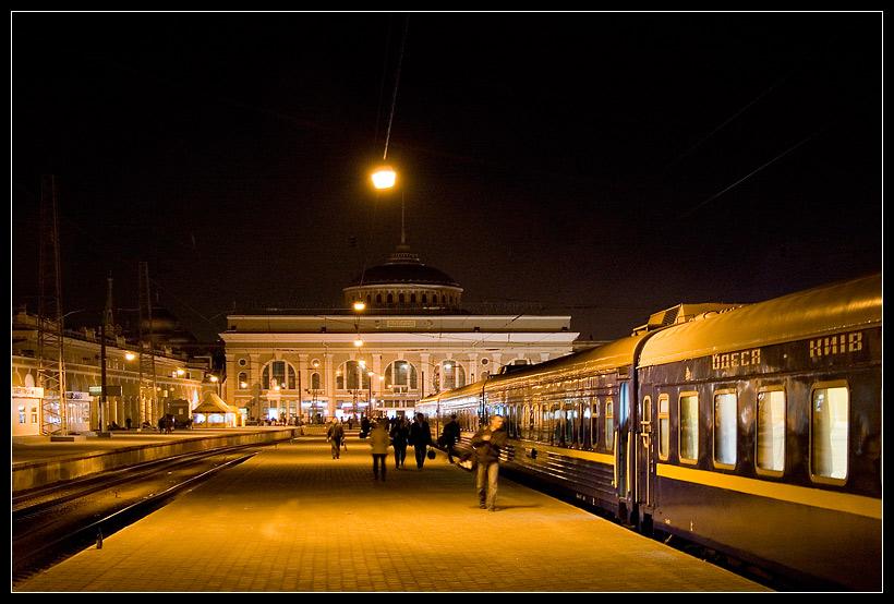 Wehmütiger Abschied von Odessa