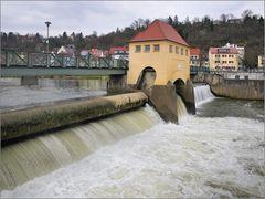 Wehr am Neckar in Tübingen