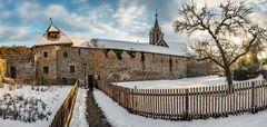 Wehrhaftes Kloster