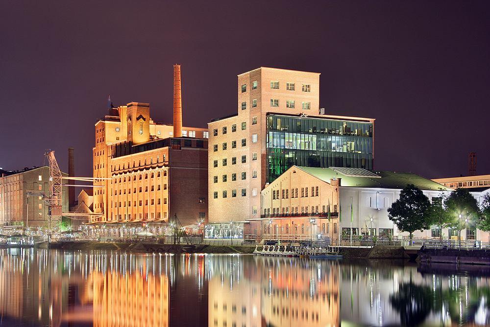 Wehrhahnmühle - Duisburg Innenhafen