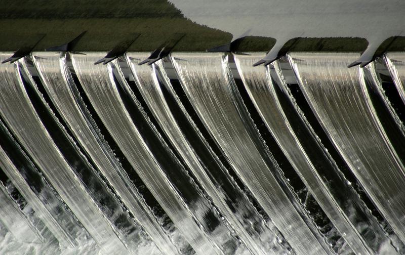 wehrwasserabbruch