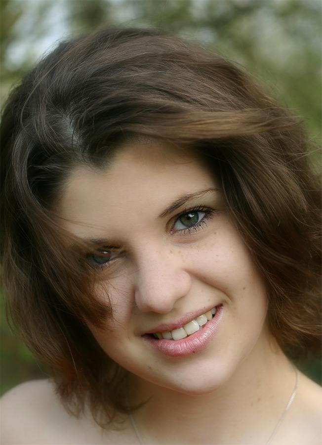 Weiche Gesichtszüge Foto Bild Portrait Portrait Frauen