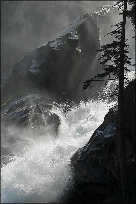 Weiches Wasser und harter Fels - Teil VI