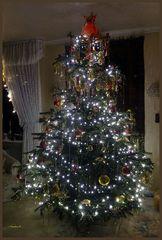 Weihachten steht vor der Türe - mein Weihnachtsbaum