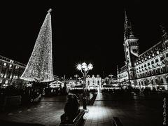Weihnachstmarkt in Hamburg