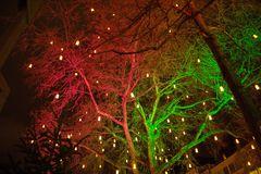 Weihnachstmarkt Köln Lichterspiel