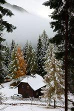 Weihnacht am Berg