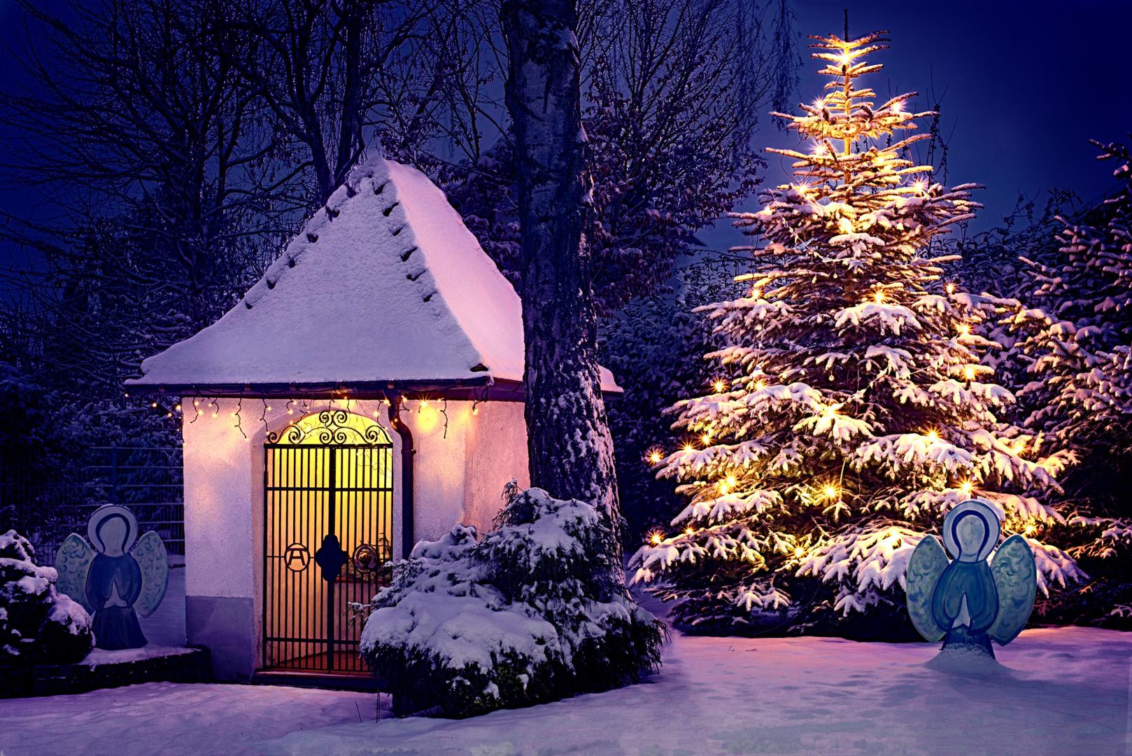Weihnacht im Schwarzwald