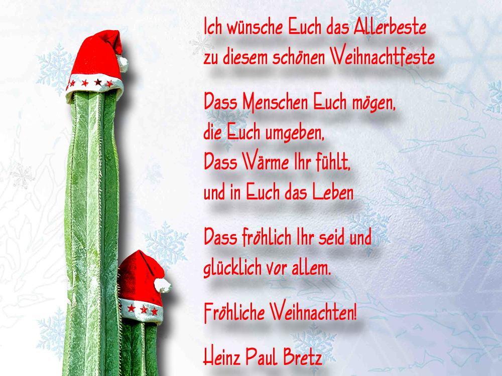 Weihnachtsgrüße Für Freunde Text.Weihnachten 2011 Foto Bild Karten Und Kalender Weihnachtskarten