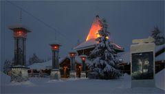Weihnachten am Polarkreis