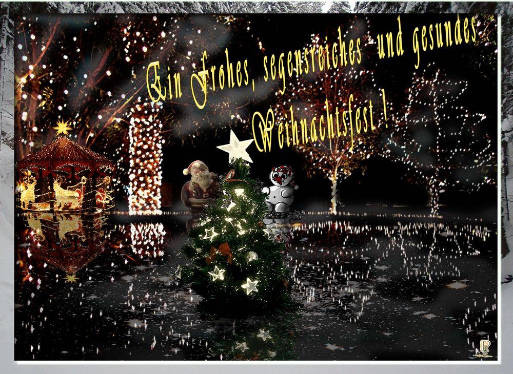Weihnachten auf Eis 1