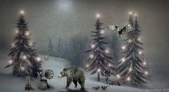Weihnachten der Tiere....