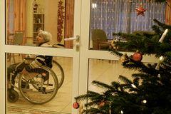 Weihnachten im Heim