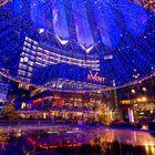 Weihnachten im Sony-Center