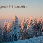 Weihnachten im Taunus
