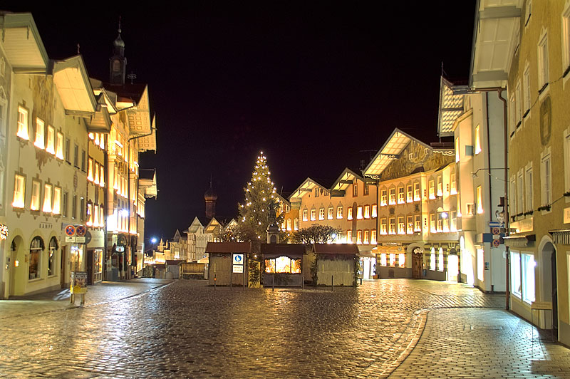Weihnachten in Bad Tölz