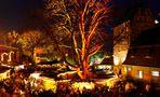 Weihnachten in der Wasserburg - Bad Vilbel von Joachim Gabbert