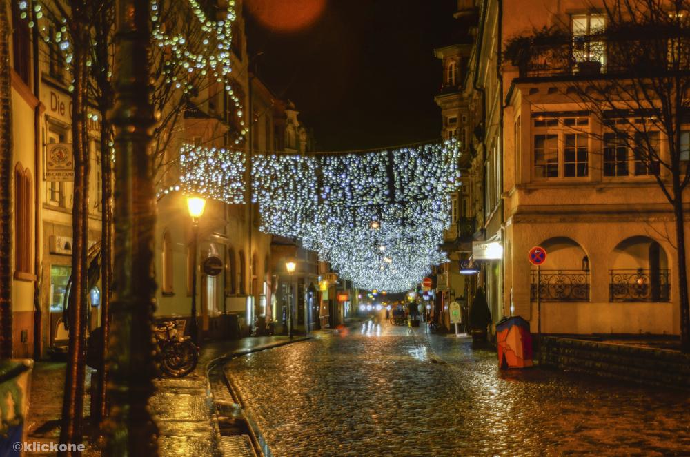 Weihnachten in freiburg leider ohne schnee foto bild - Lampen freiburg ...