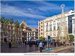 Weihnachten in Malaga