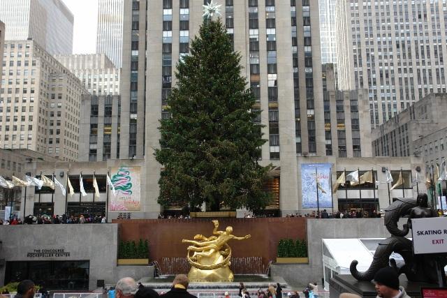 Weihnachten in NY