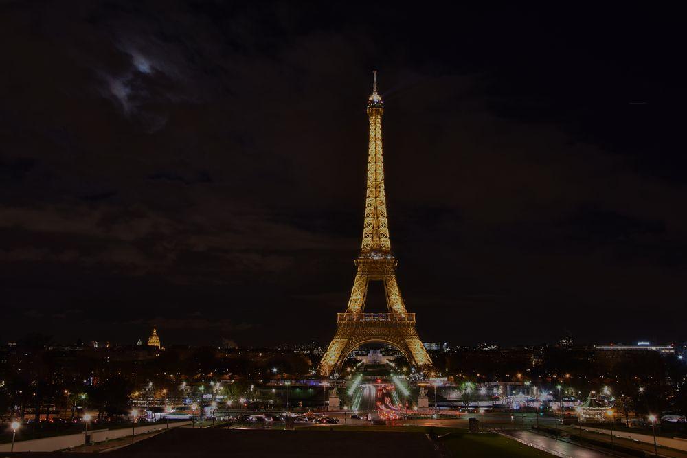 Weihnachten in Paris ...