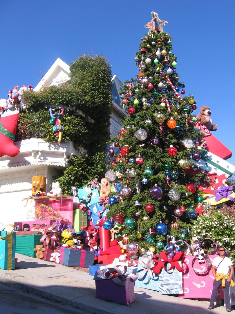 Weihnachten in San Francisco Foto & Bild | north america, united ...