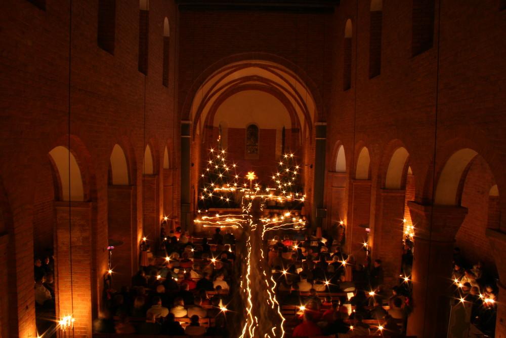 Weihnachten in Sandau