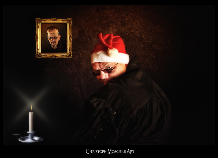 Weihnachten kommt...