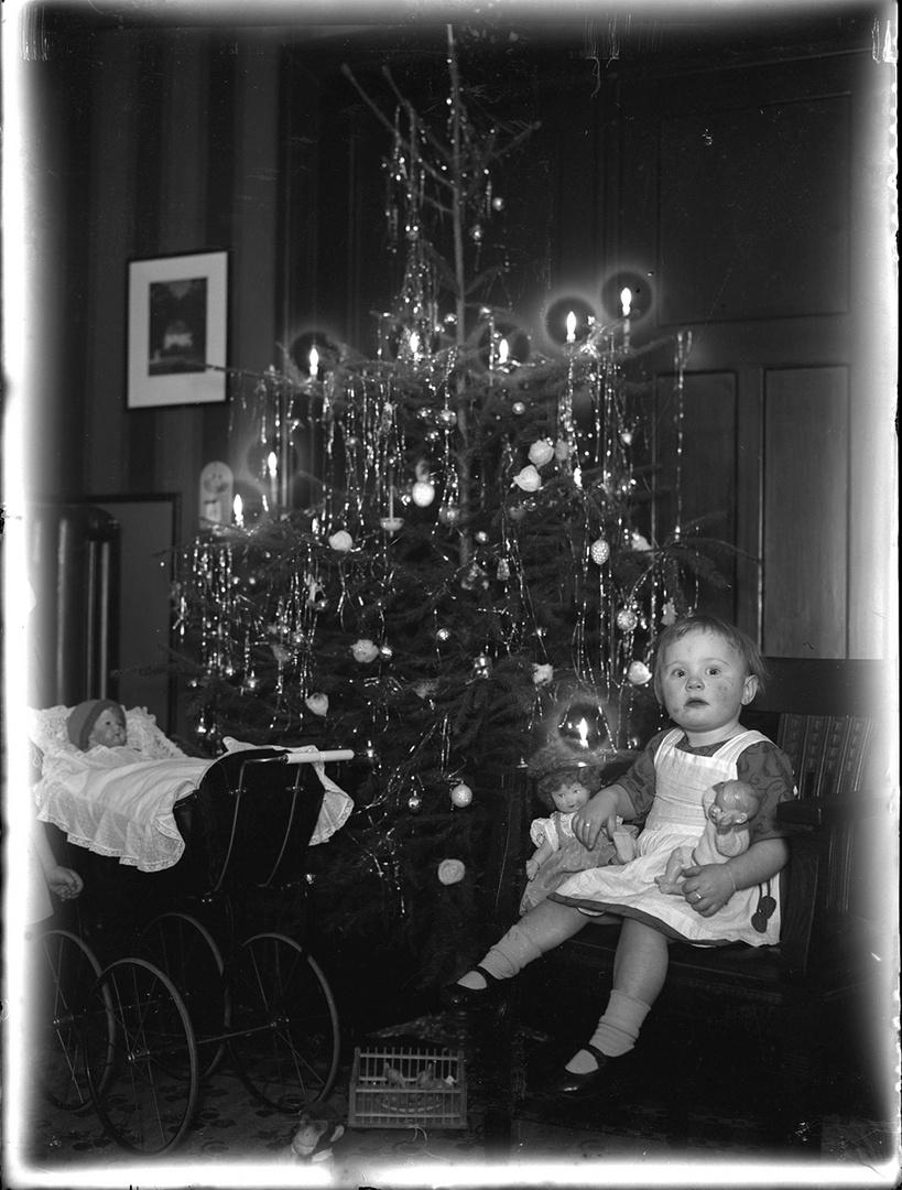 Weihnachten, lange her