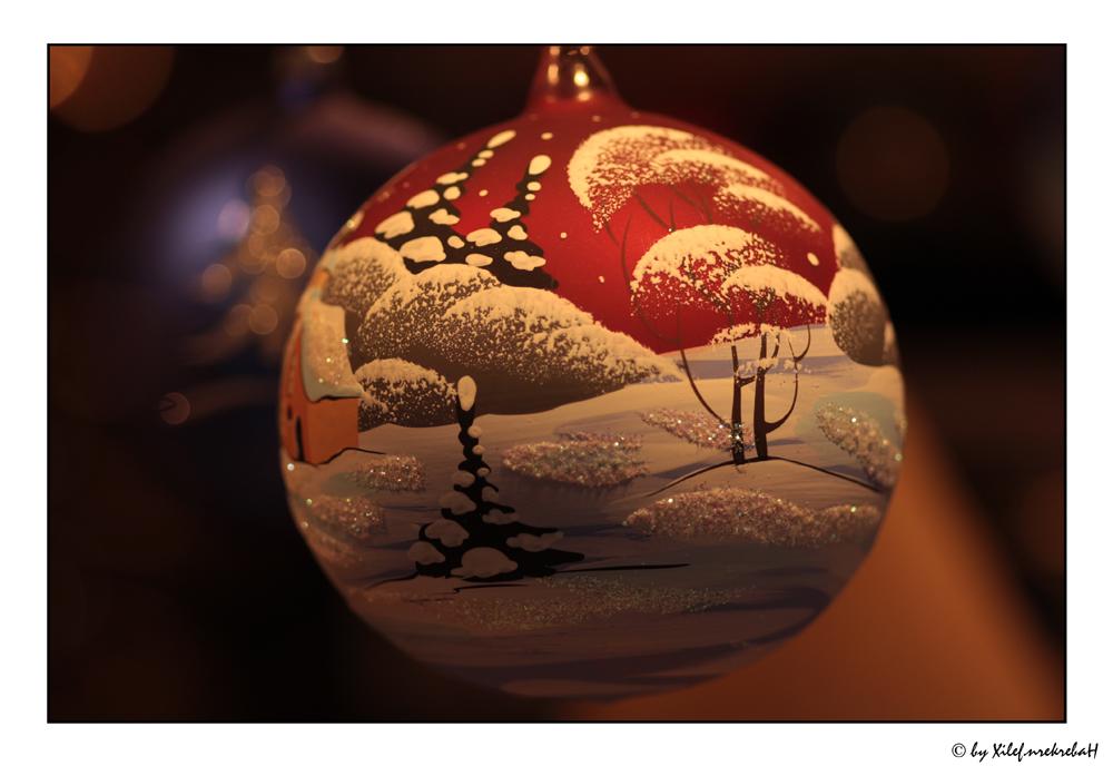 Weihnachten steht so gut wie vor der Tür