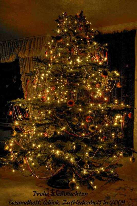 Weihnachten/Sylvester 2008