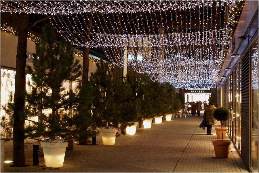 Weihnachtliche Passage