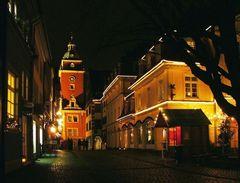 Weihnachtlicher Buttermarkt in Gotha