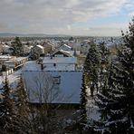 weihnachtlicher Gruß aus Walldorf