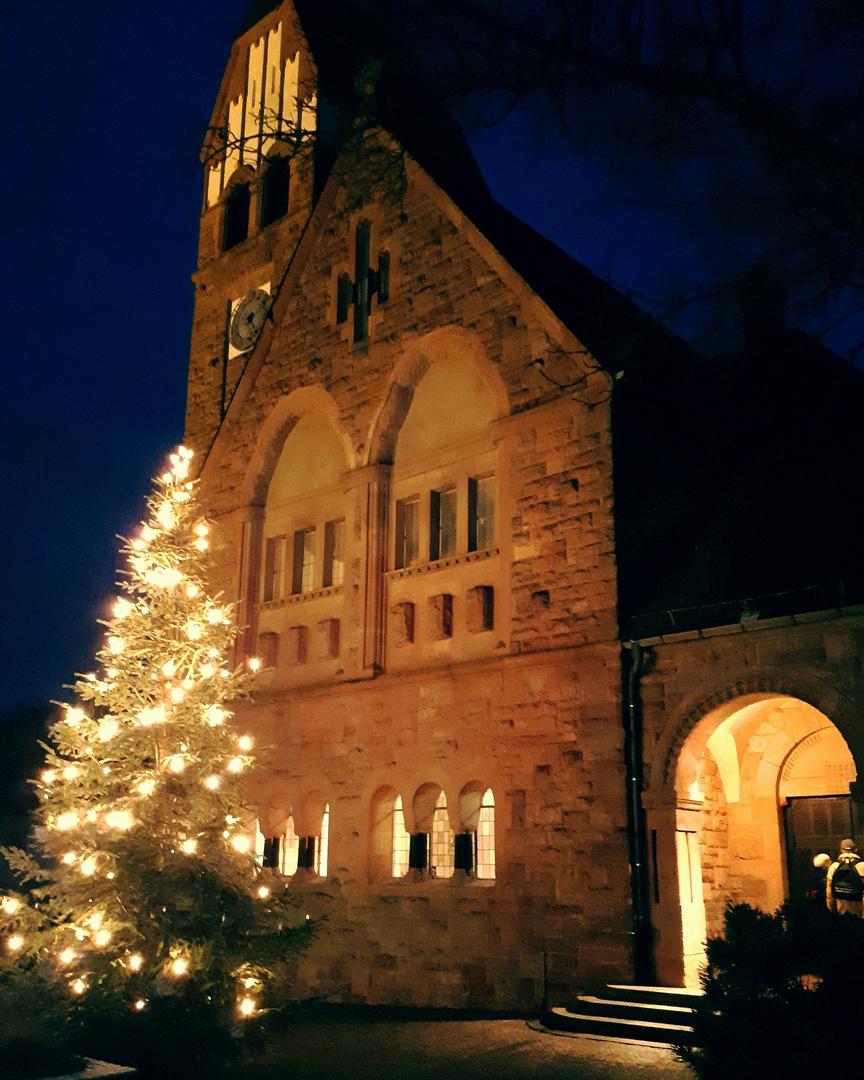 Weihnachtliches Bad Münster am Stein Ebernburg