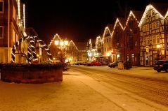 Weihnachtliches Frankenberg 1