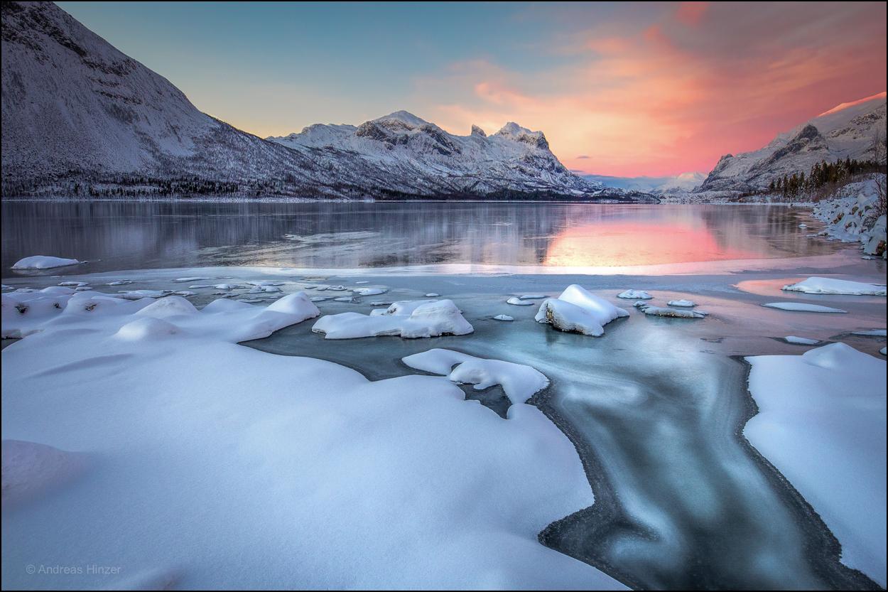 Weihnachtliches Lappland ...