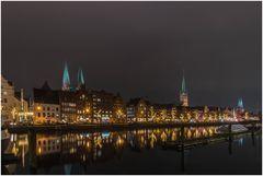 weihnachtliches Lübeck
