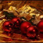 Weihnachtliches Stillleben