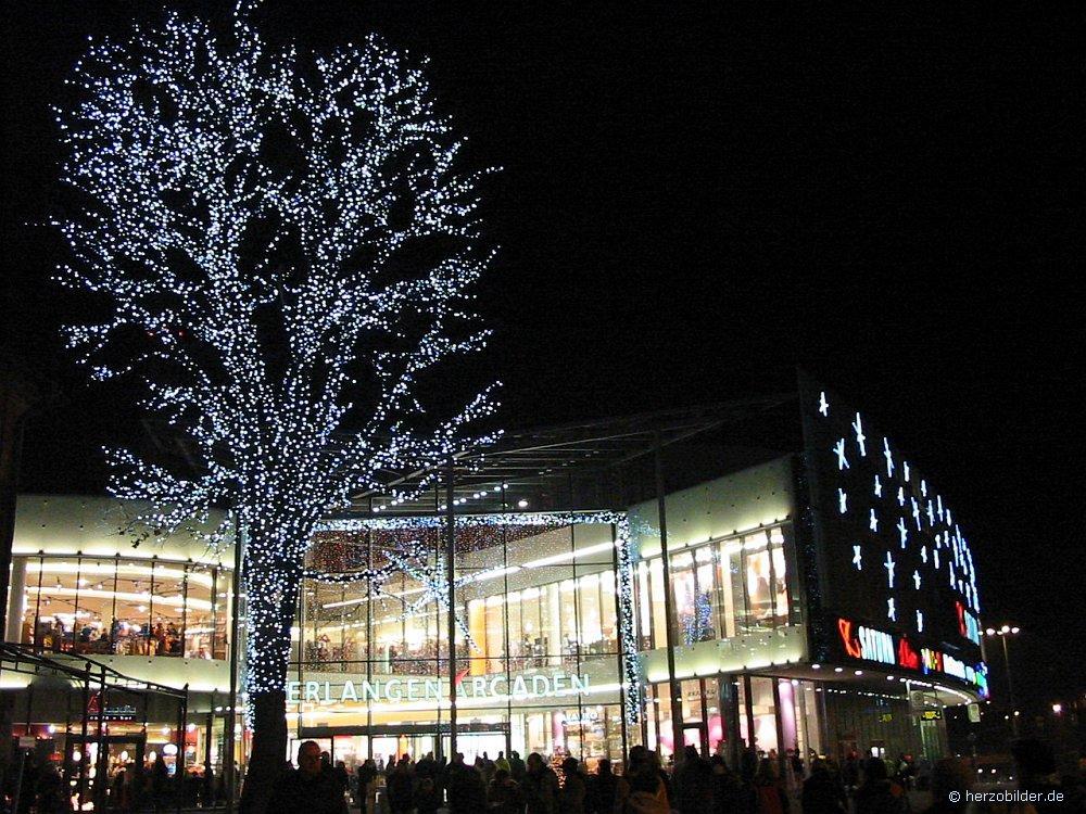 Weihnachts-Arcaden