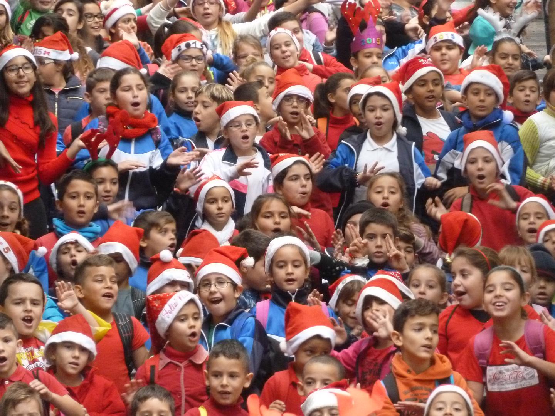 Weihnachts-Chor