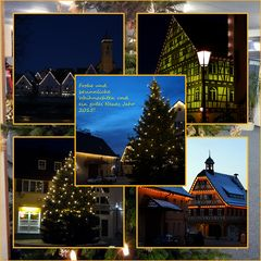 Weihnachts-Grußkarte 2014