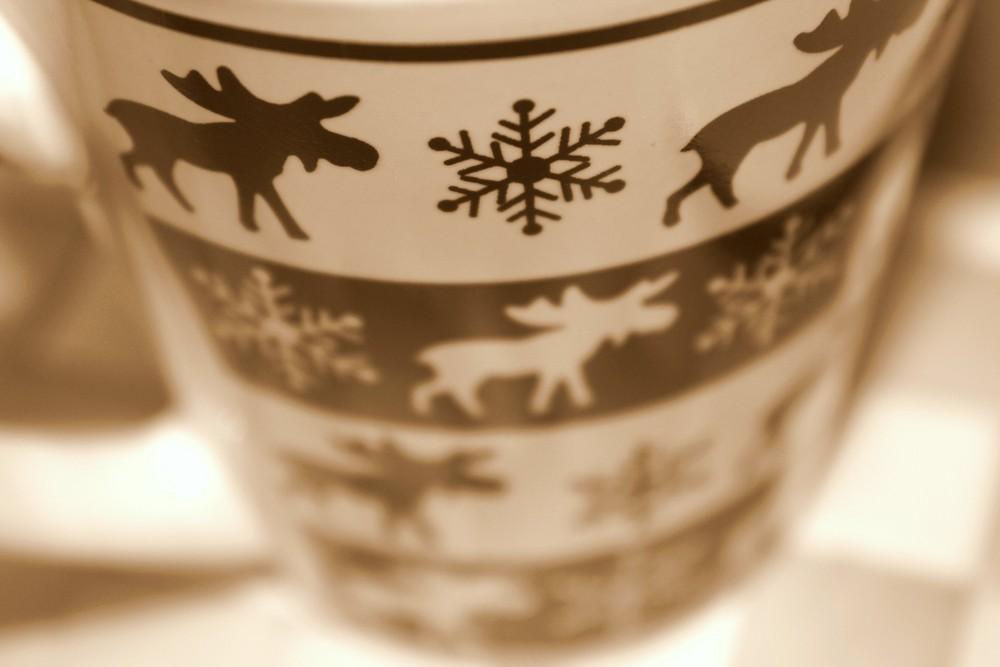 Weihnachts-Tasse