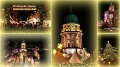 Weihnachts Zauber GENDARMENMARKT 2015