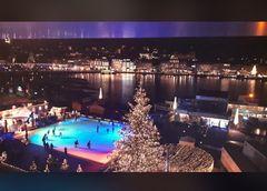 Weihnachtsatmosphäre ...