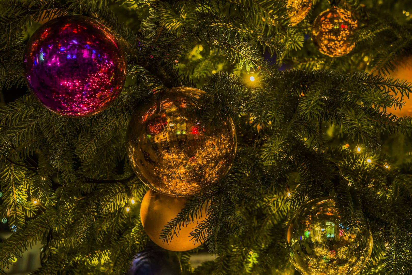 Weihnachtsbaum - Klassisch