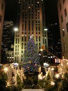 Weihnachtsbaum Rockefeller Center 2008