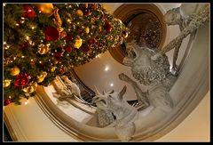 Weihnachtsbaumbedrohung