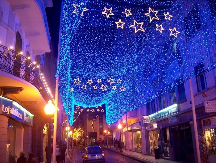 Madeira weihnachtsbeleuchtung depresszio - Weihnachtsbeleuchtung kabellos ...